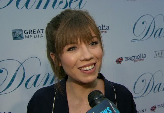 Jennette McCurdy talks about Ariana Grande engagement